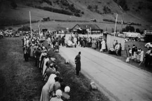 Start Ferleiten 1935