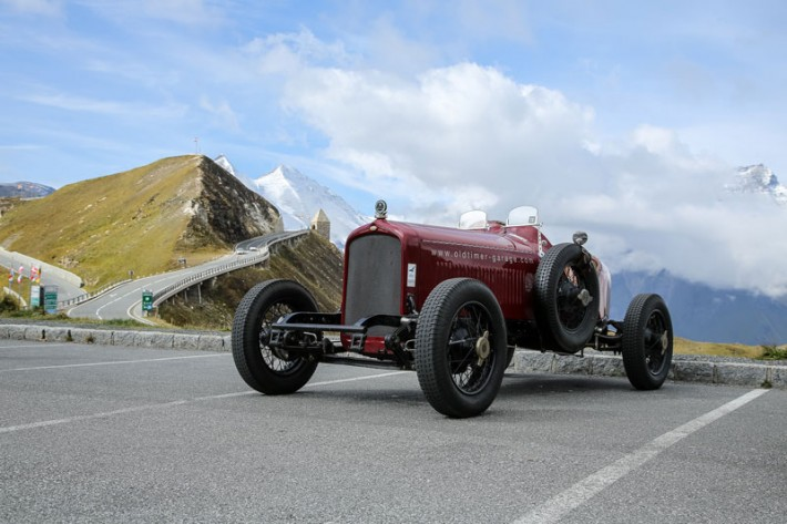 Grossglockner Grand Prix - Cannoneer Photography